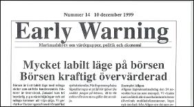 Utlandska borser 1999 04 20